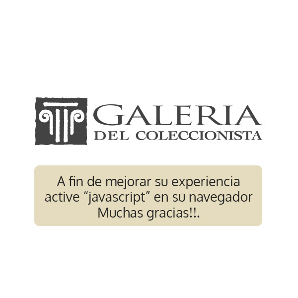 Joyer as online galer a del coleccionista for Galeria del coleccionista vajillas