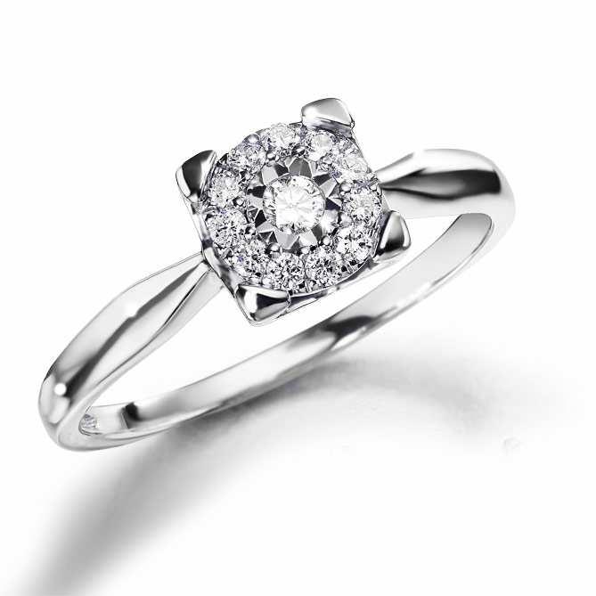Cuanto vale un anillo en diamantes