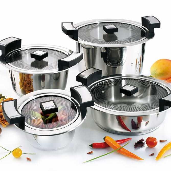 Accesorios de cocina y comedor galer a del coleccionista for Bateria cocina profesional