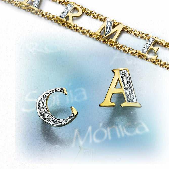 444f2418fa34 Pulsera de Oro y Diamantes Personal Diamonds