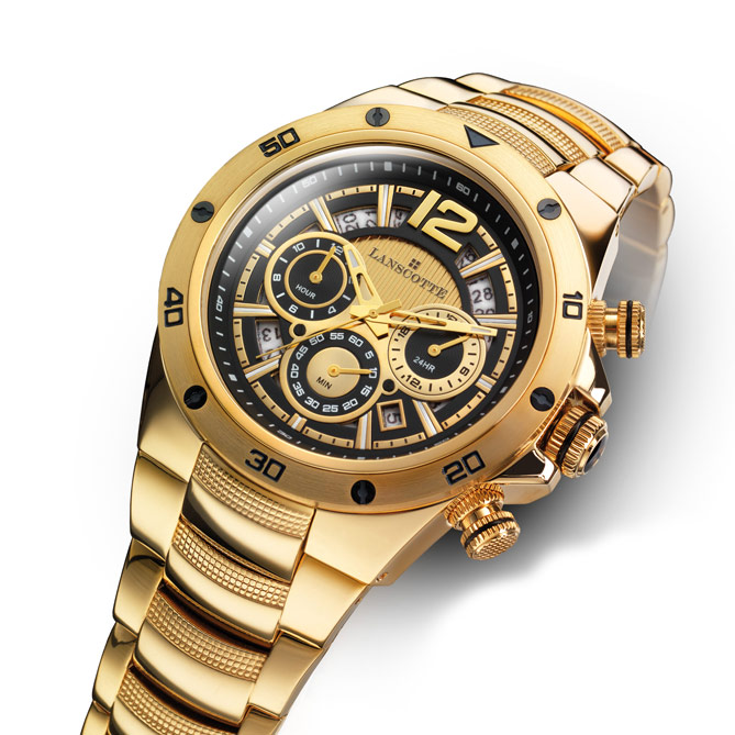 9ad9596db42c Reloj Absolute Gold