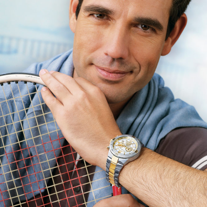 Reloj de hombre cron grafo ambassador galer a del for Galeria del coleccionista vajillas
