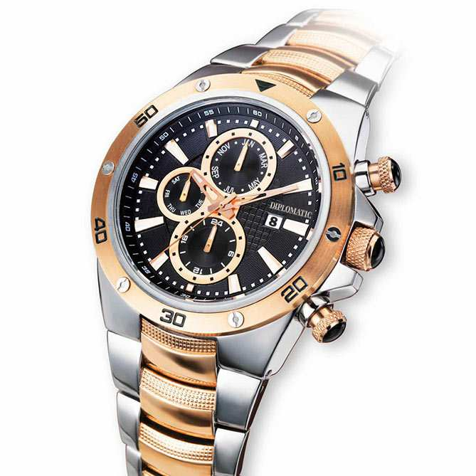 8c2e5527cbde Reloj de hombre clásico