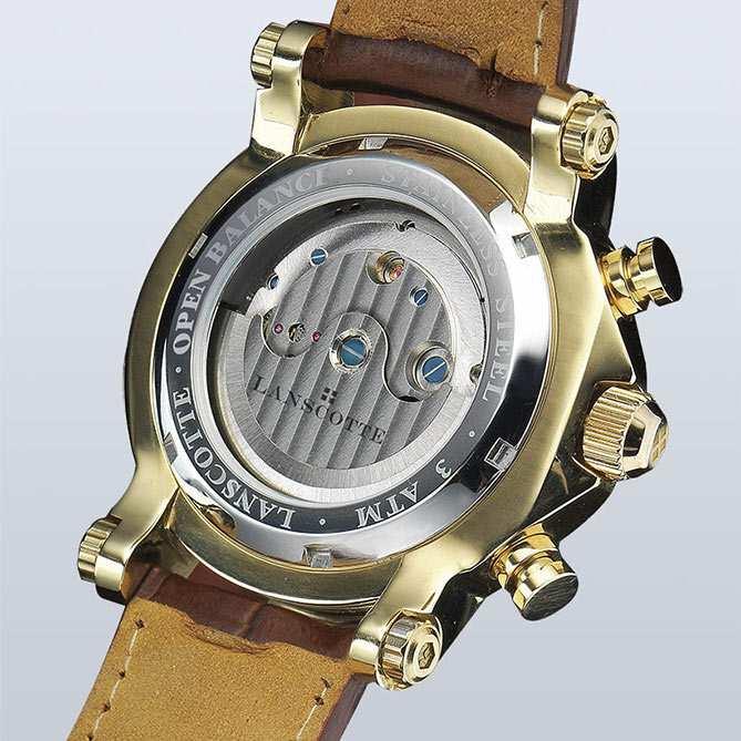 Y Automático OroOcean Balance Carbono De AceroFibra Reloj CxeWdoBr