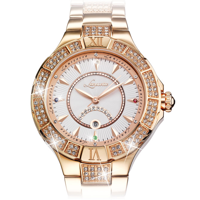 f528b2b19f8e Reloj de Señora Tresor Lady  Cristal mineral endurecido de máxima  resistencia