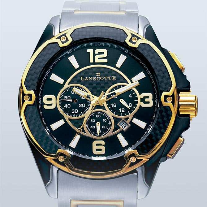 Reloj suizo en acero y oro senator galer a del for Galeria del coleccionista vajillas