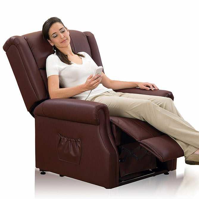 Sill n de relax comfort plus galer a del coleccionista for Sillon de descanso