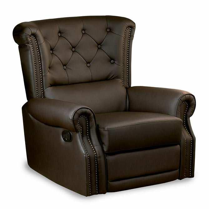 Sill n relax el ctrico galer a del coleccionista for Sillon de descanso