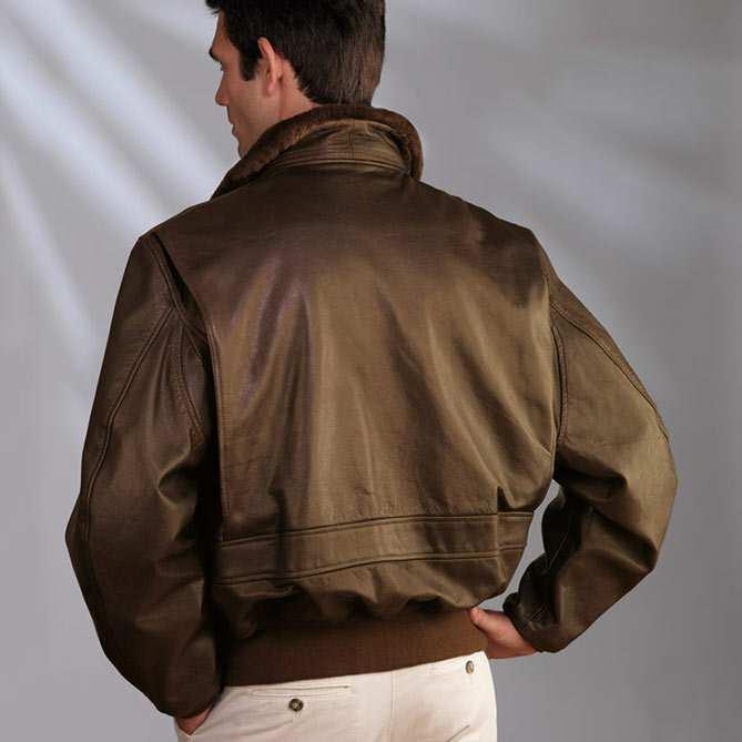 diseño superior buena reputación moda de lujo Cazadora de aviador Skyraider | Galería del coleccionista