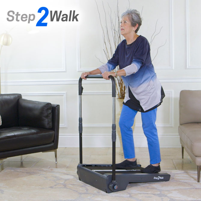 Step2Walk: Da movimiento a tu vida con Step2Walk