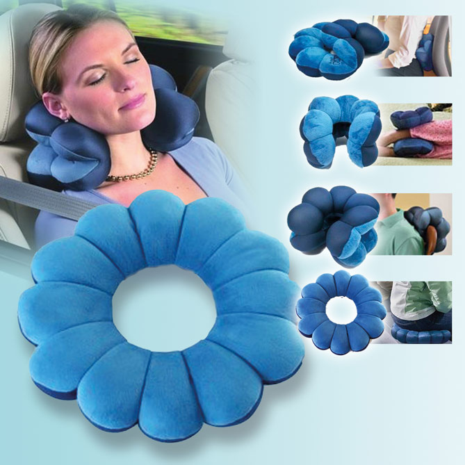 Ventilador sin aspas COLOR-AIR: Una original Almohada Multiusos
